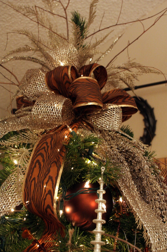 Img 4589 michelle edwards flickr for Elle decor christmas tree