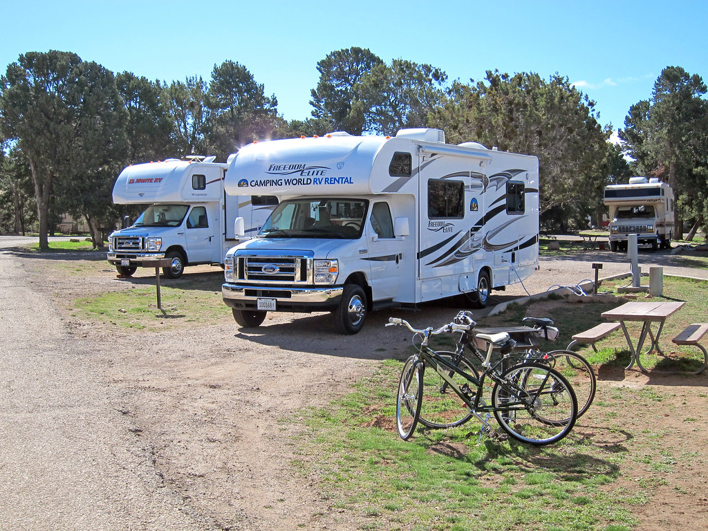Grand Canyon Trailer Village South Rim Operated By