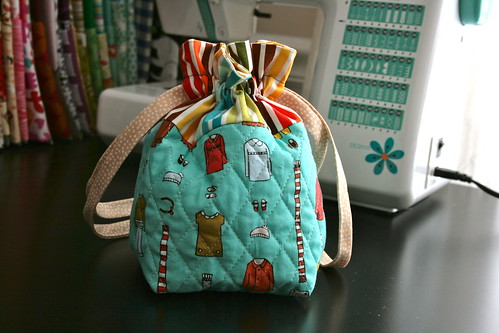Camera Bag | by TheCraftJunky
