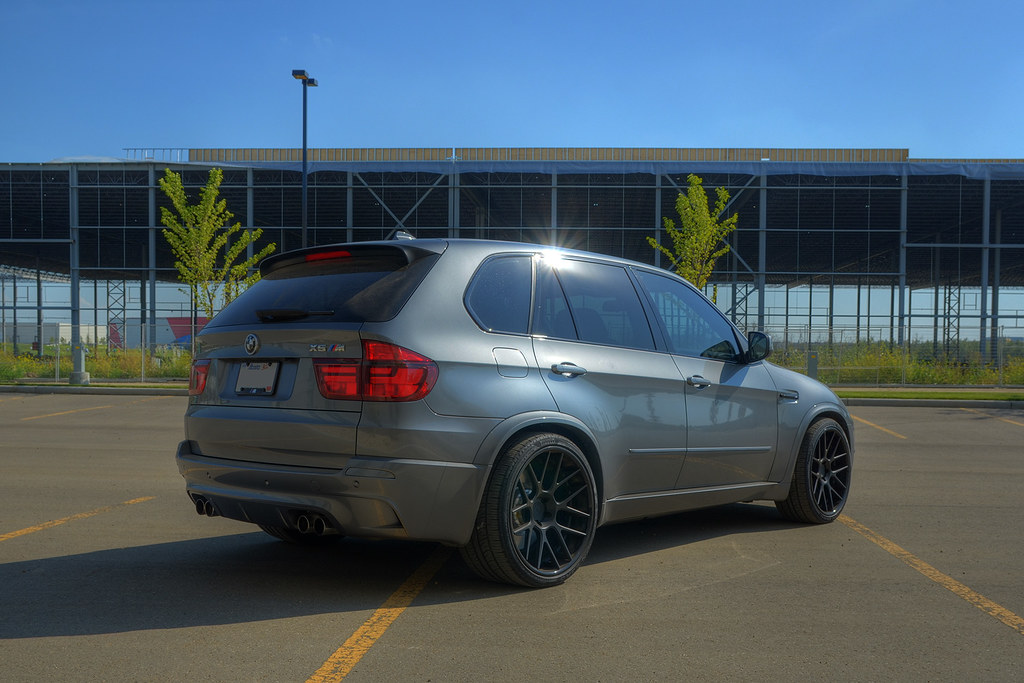 Bmw X5 M With K Amp W Bmw E70 X5 M K Amp W Coil Over Suspension