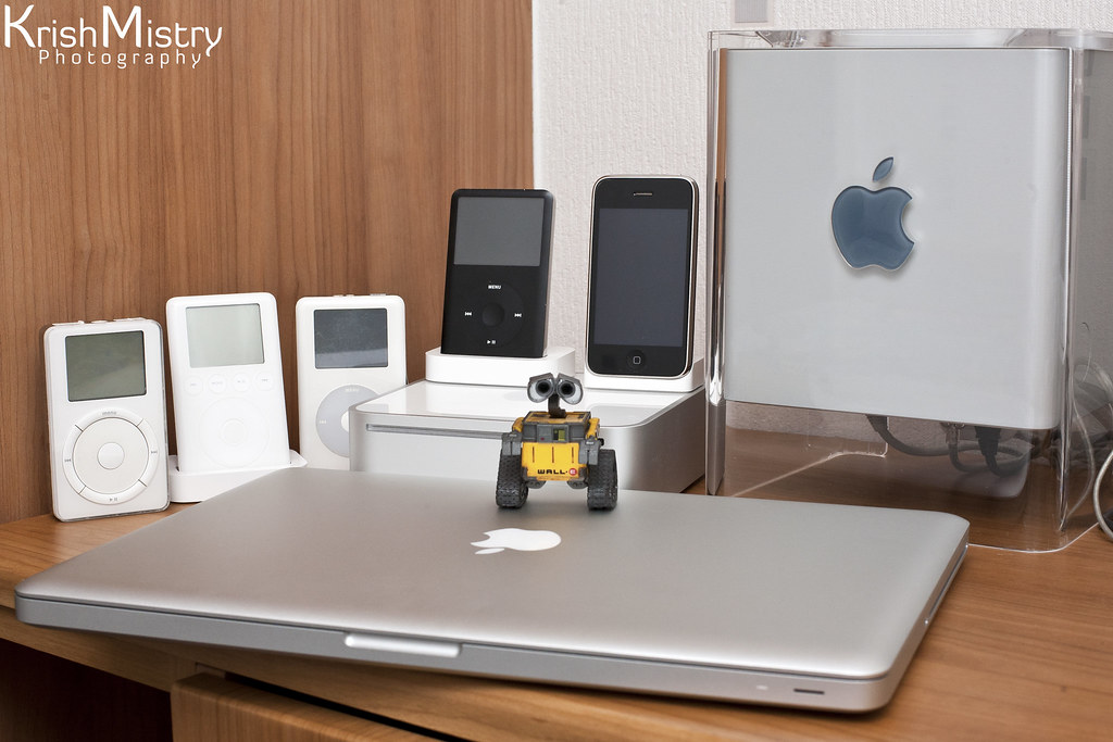 365 Project 11365 Wall E And The Apple Family 365 Proje Flickr