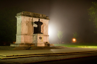 Night Fog - Albany, NY - 2011, Sep - 10.jpg | by sebastien.barre