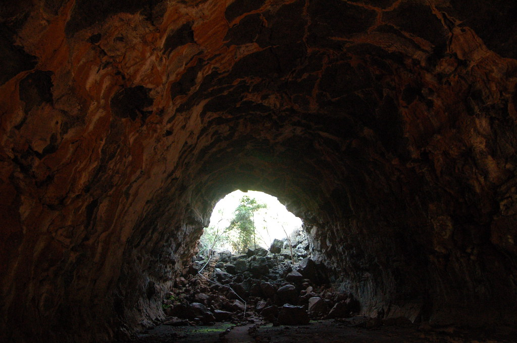 Undara Volcanic National Park - Lava Tubes