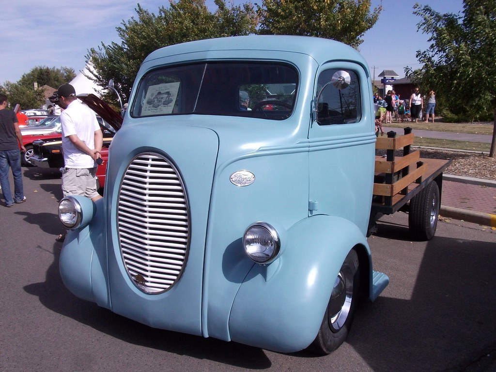 1939 Ford Coe Truck 1939 Ford Cab Over Engine Truck