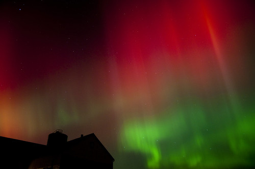 Aurora 1 Oct 24 2011 | by David St. Louis