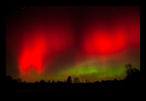 Aurora Over Ohio | by Shane Michael Black