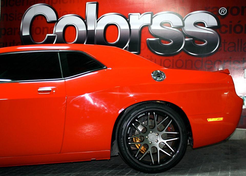 "New Dodge Challenger >> Vertini Wheels Concave Magic 22"" Sit on Challenger SRT.8 | Flickr"