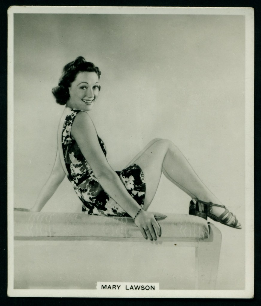 Mary Lawson (actress)