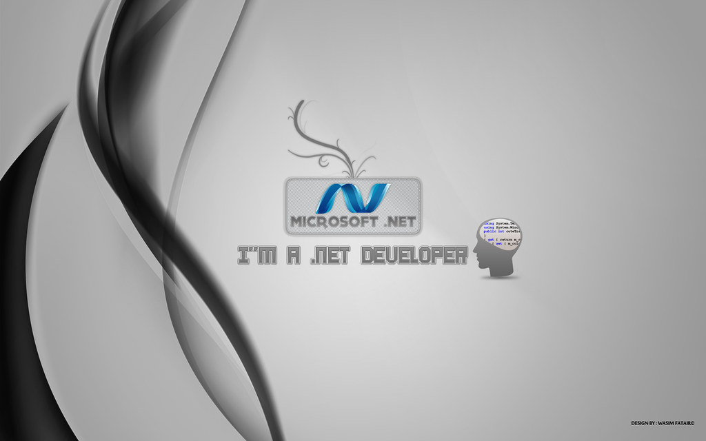 NET Developer Wallpaper