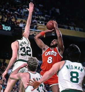 Lonnie Shelton | by Cavs History