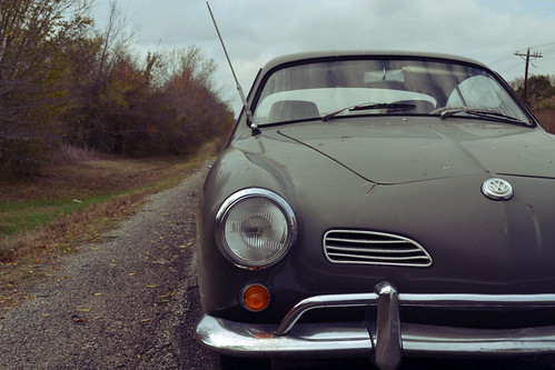 Karmann Ghia | by mrJasonWeaver