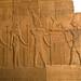 hieroglyphs of Pharaoh and gods in Kom Ombo Temple