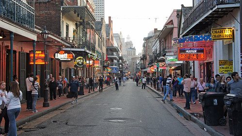 New Orleans - bourbon St. | by F0nt