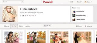 Pinterest - Add Me | by Luna Jubilee / !bang poses