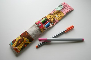 A home for my markers | by Sew Tara