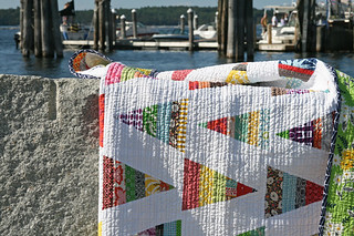 nautical quilt | by filminthefridge