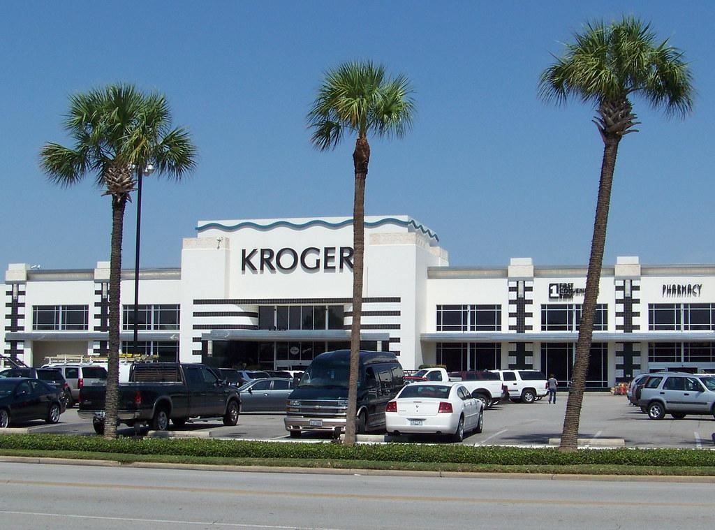 Tx11j006 Kroger Art Deco Shopping Mall Houston Tx Flickr