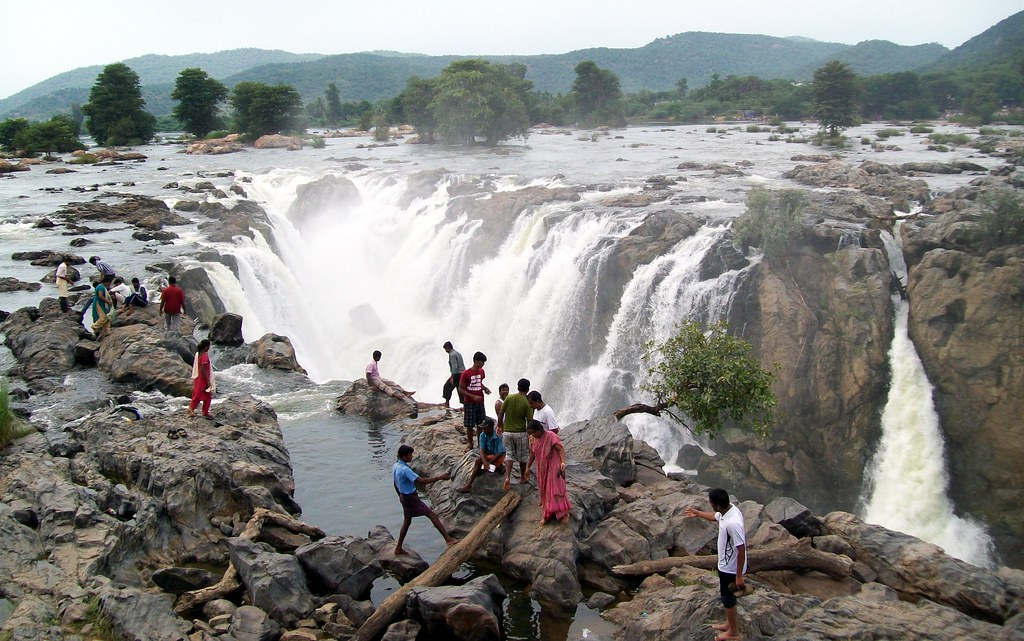 Image result for hogenakkal tourism
