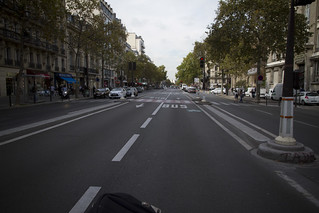 Paris Bus and Cycle Lane | by Mikael Colville-Andersen