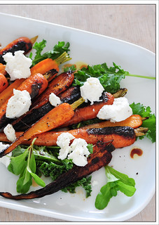 burnt carrot salad3 | by jules:stonesoup