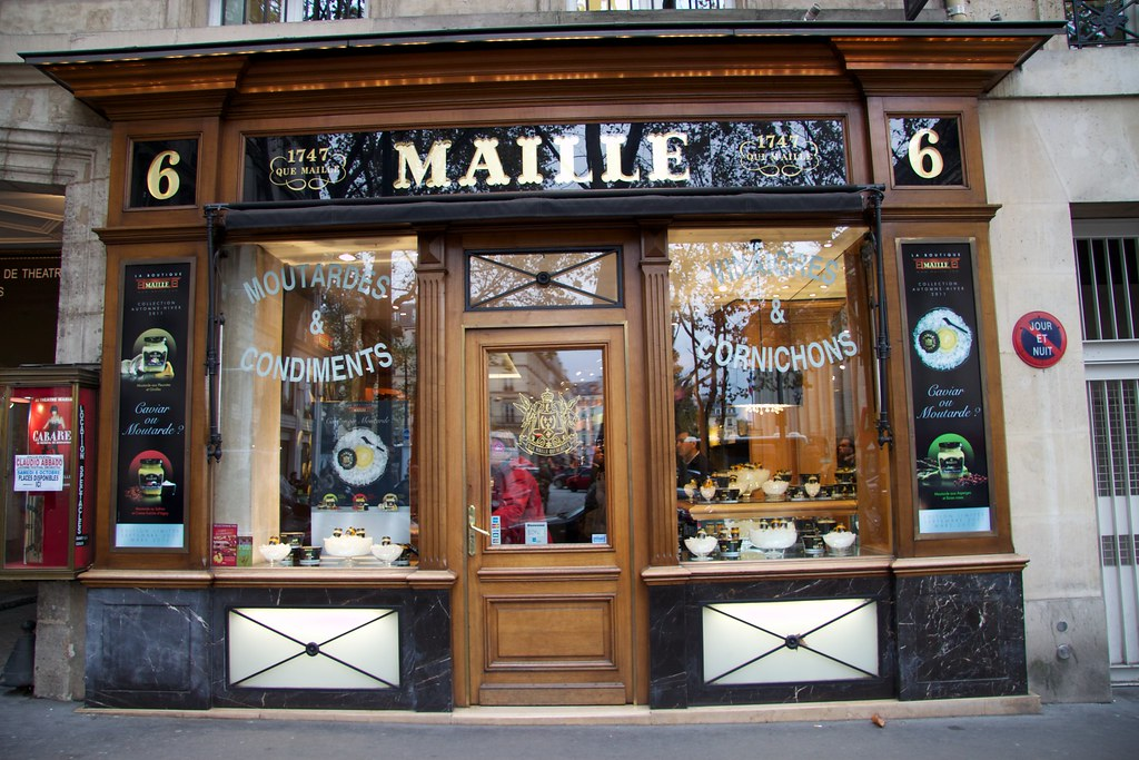 boutique maille paris cute mustard 6 place de la madelei flickr. Black Bedroom Furniture Sets. Home Design Ideas