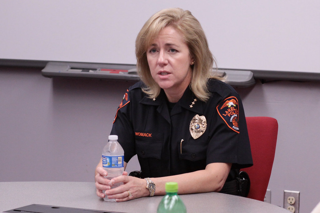 REPLAY: Lakeland PD Chief Lisa Womack addresses