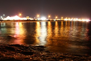 Galveston Seawall Lights | by J-a-x