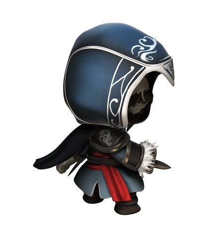 LittleBigPlanet: Ezio from Assassin's Creed Revelations | by PlayStation.Blog