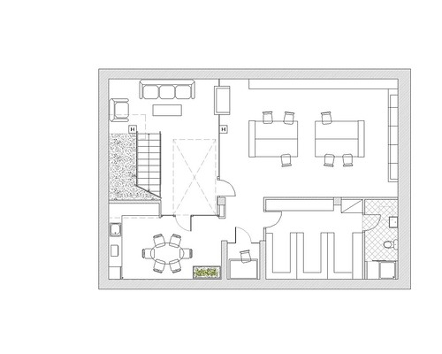 Estudio de arquitectura bilbao 15 plantas s tano del for Plantas de arquitectura