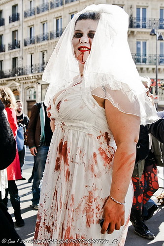 ZOMBIE WALK PARIS 2011 06194 | by Cortez77_fr same nickname on Ipernity
