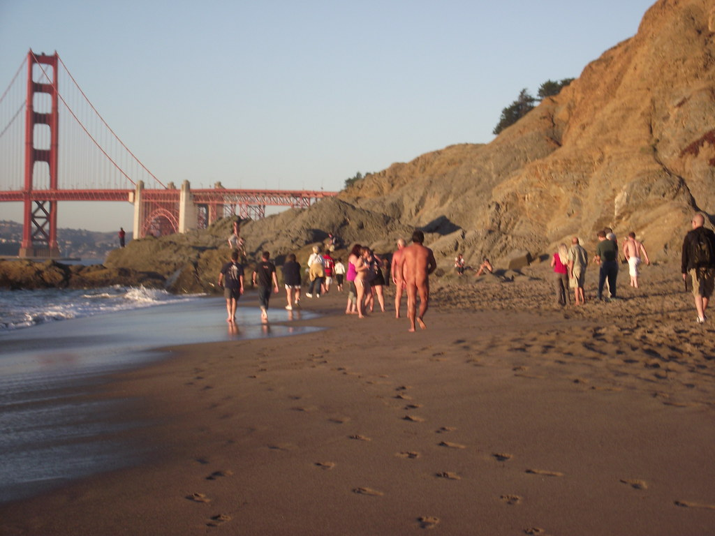 Natural Nude Beach Pics