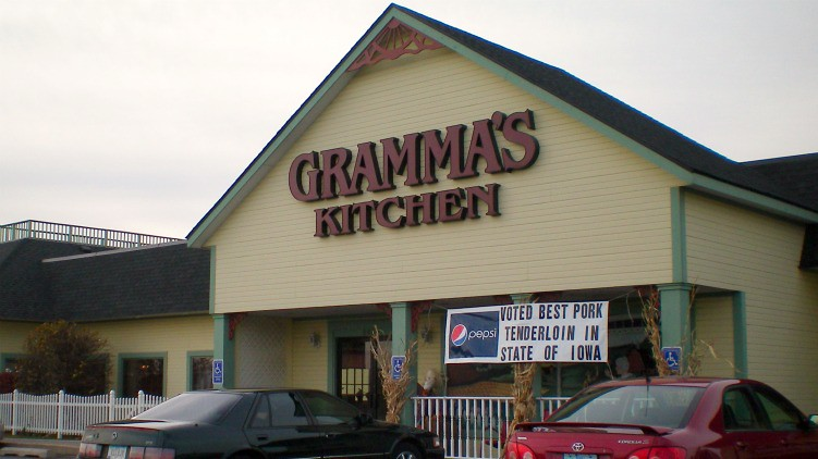 gramma 39 s kitchen in walcott iowa gramma 39 s kitchen in walc. Cars Review. Best American Auto & Cars Review