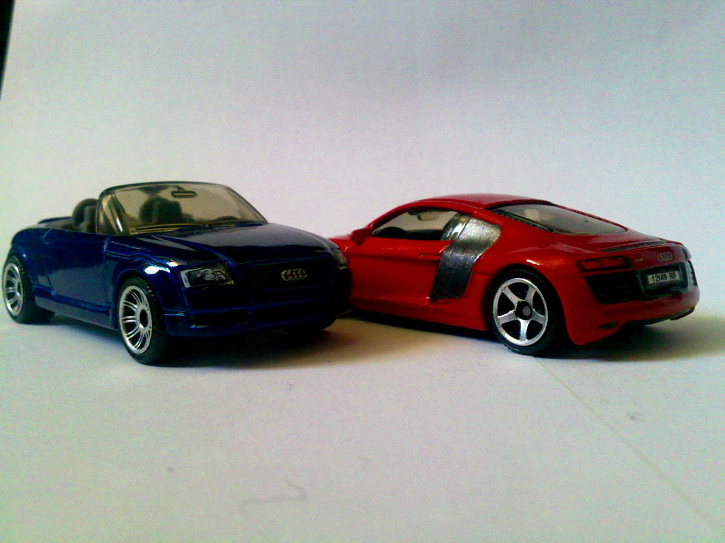 Audi Tt Audi R8 V10 Matchbox 1 64 Customized 3 R8 Turn