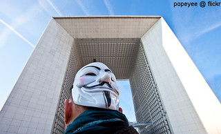 Occupy La Defense | by Popeyee