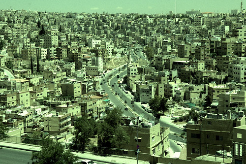 Downtown Amman, Jordan | by SGCampos