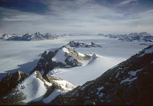 The Transantarctic Mountains | by edmundstump