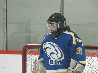 Universite de Moncton Aigles Bleues at Saint Mary's Huskies (Nov 13 2011, Halifax NS) | by RicLaf