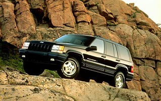 Jeep-People - Jeep History - ZJ Grand Cherokee | by Jeep-people
