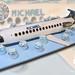 Groom's Cake express jet airplane