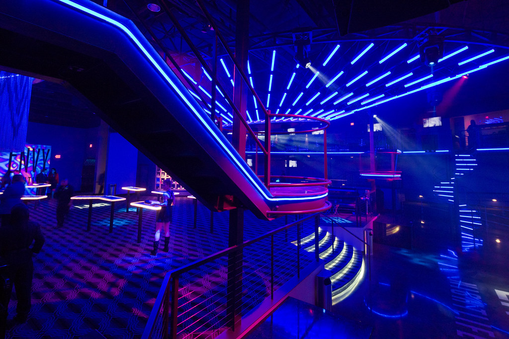 Superieur ... Nightclub Interior Design | Casino Interior Upgrade | Interior Lounge  Design | Route 66 Casino |
