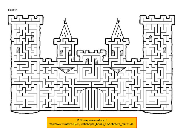 splinter s mazes promo castle maze flickr photo