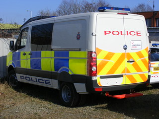 1344 - GMP - Greater Manchester Police - VW - Volkswagen Crafter - Unregistered | by Call the Cops 999