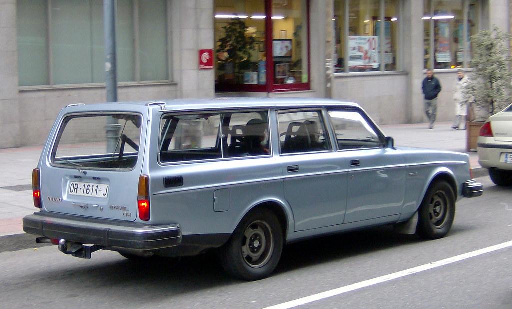 1980 Volvo 245 Gl D6 Fiattipoelite Flickr