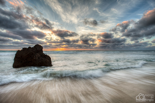 Bennion Beach Sunset | by Michael Tingey