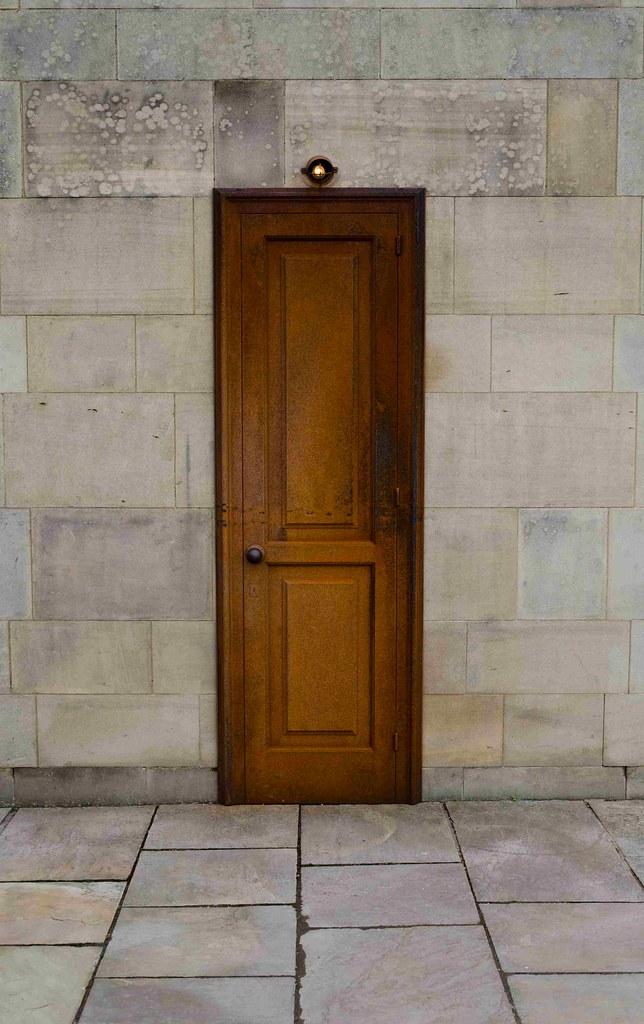 ... A Strange Door   by Mad_m4tty & A Strange Door   Mad_m4tty   Flickr