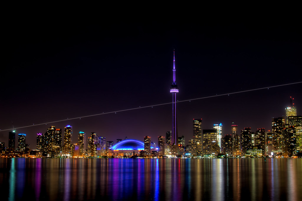 Where Is Toronto Island