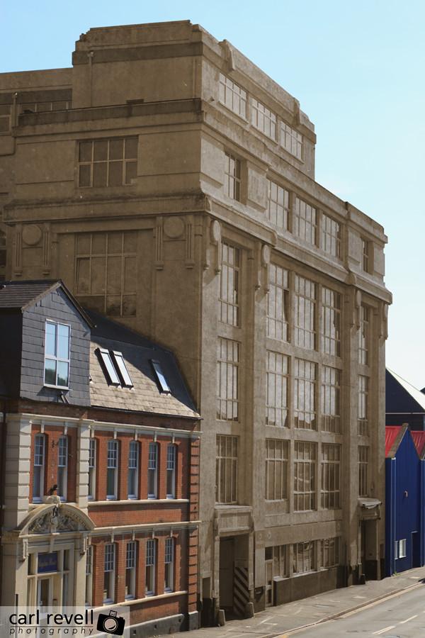 Tilling Stevens Factory Maidstone 287 365 A Photo A