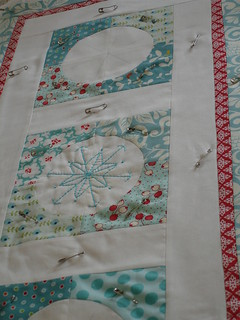Tablerunner Progress | by canadianabroad-susan