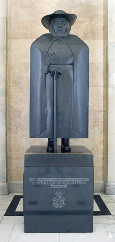 Father Damien Statue | by USCapitol