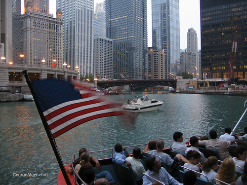 Chicago River | by GeorgeAlger.com